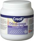 Creall Decoupage - Decoupage Varnish-Glue Matt (250 ml)