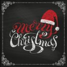 CraftEmotions Napkins - Merry Christmas