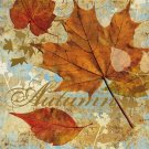 CraftEmotions Napkins - Fallen Leaves