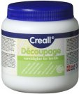 Creall Decoupage - Decoupage Textile Varnish-Glue (250 ml)