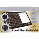 Tonic Studios Tools - Travel Glass Media Mat by Tim Holtz