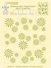Leane Creatief Embossing Folder - Flowers