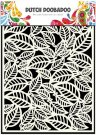 Dutch Doobadoo A5 Mask Art Stencil - Leaves