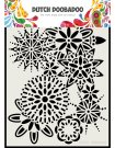 Dutch Doobadoo A5 Mask Art Stencil - Mandala