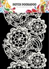 Dutch Doobadoo A5 Mask Art Stencil - Lace