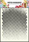 Dutch Doobadoo A5 Mask Art Stencil - Faded Dots