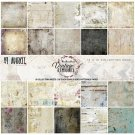 "49 And Market 12""x12"" Collection Pack - Vintage Remnants (9 sheets)"