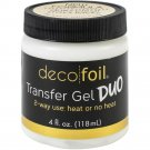 Deco Foil Transfer Gel DUO (118 ml)