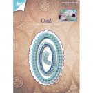 Joy Crafts Dies - Oval Elegant