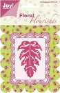 Joy Crafts Floral Flourishes Dies - Leaf
