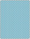 Sizzix Textured Impressions A2 Embossing Folder - Dots #7 By Doodlebug