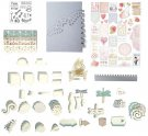 Sizzix DIY Kit - Planner by David Tutera (179 pieces)