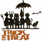 Sizzix Thinlits Die Set - Trick-Or-Treat by Tim Holtz (3 pack)