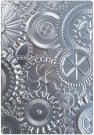 Sizzix 3-D Embossing Folder - Gears by Tim Holtz