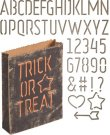 Sizzix Thinlits Die Set - Treat Bag by Tim Holtz (44 dies)