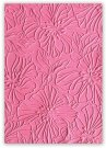 Sizzix 3D Impresslits Embossing Folder - Azaleas by Courtney Chilson