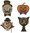 Sizzix Thinlits Die Set - Hip Haunts by Tim Holtz (10 dies)