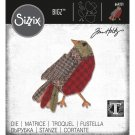 Sizzix Bigz Die - Patchwork Bird by Tim Holtz