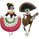 Sizzix Thinlits Die Set - Day of the Dead Colorize by Tim Holtz (21 dies)