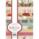 "BoBunny 6""x8"" Paper Pad - Botanical Journal (36 sheets)"