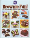 Wilton Cakes Book - Brownie Fun!