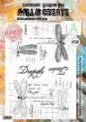 AALL & Create A4 Stamps - #230