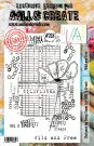 AALL & Create A5 Stamps - #238
