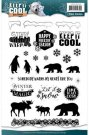 Amy Design Clear Stamp Set - Keep it Cool