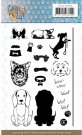 Amy Design Clear Stamps - Dog's Life