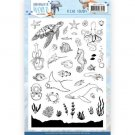 Amy Design Clear Stamps - Underwater World