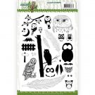Amy Design Clear Stamps - Amazing Owls