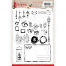 Amy Design Clear Stamps - Nostalgic Christmas