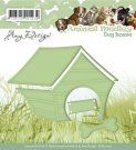 Amy Design Dies - Animal Medley Dog House
