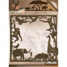 Amy Design Dies - Wild Animals Frame