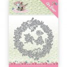 Amy Design Dies - Spring is Here Circle of Roses