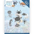 Amy Design Dies - Underwater World Ocean Animals