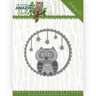 Amy Design Dies - Amazing Owls Night Owl