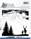 Amy Design Embossing Folder - The Feeling of Christmas