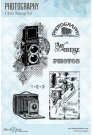 Blue Fern Studios Clear Stamp Set - Photography