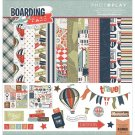 "Photo Play 12""x12"" Paper Collection Pack - Boarding Pass (13 sheets)"