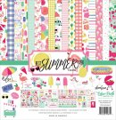 "Echo Park 12""x12"" Collection Kit - Best Summer Ever (13 sheets)"