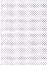 Couture Creations Embossing Folder - The Harmony Collection Small Dots