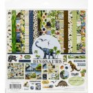 "Carta Bella 12""x12"" Collection Kit - Dinosaurs (13 sheets)"