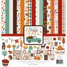 "Echo Park 12""x12"" Collection Kit - Happy Fall (13 sheets)"