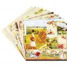 "Ciao Bella 12""x12"" Scrapbooking Creative Paper Pad - Under The Tuscan Sun (12 sheets)"