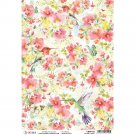Ciao Bella A4 Rice Paper Sheet - Nature's midst