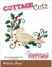 CottageCutz Dies - Holiday Dove