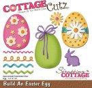 CottageCutz Dies - Build An Easter Egg