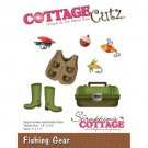 CottageCutz Dies - Fishing Gear