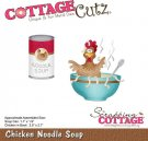 CottageCutz Dies - Chicken Noodle Soup